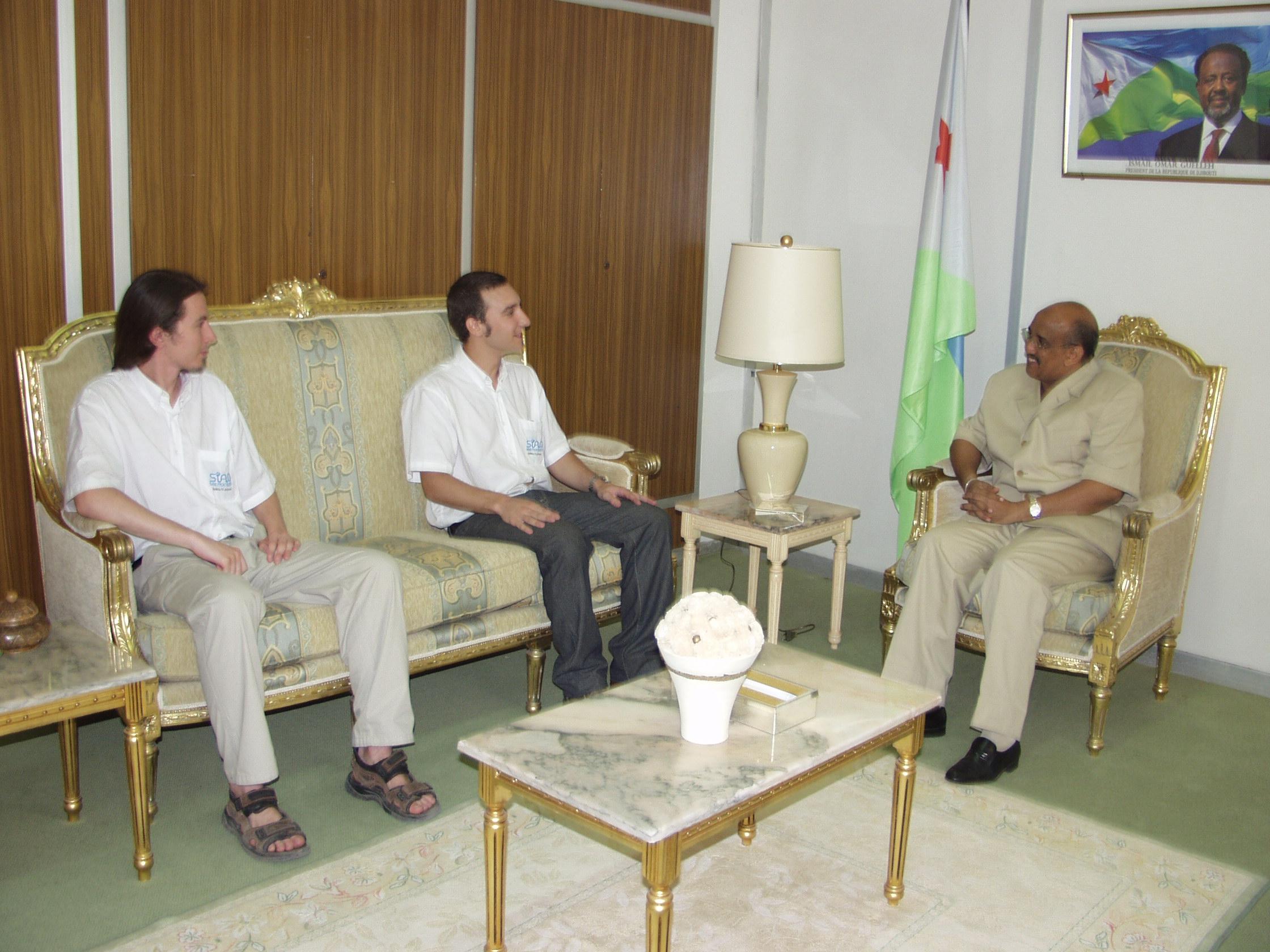 Mission Djibouti 2004