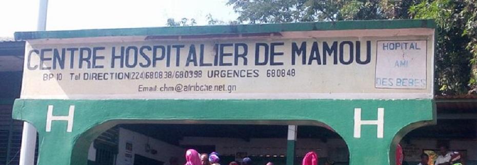 Mission Guinée 2007-2008