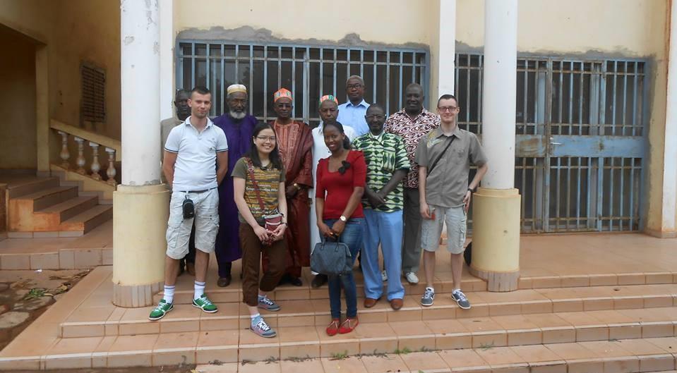 Mission Guinée 2013