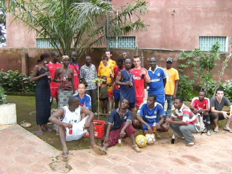 Mission Guinée 2009